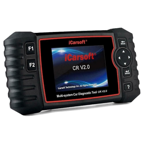 iCarsoft CR V2.0 All Systems Scan Tool