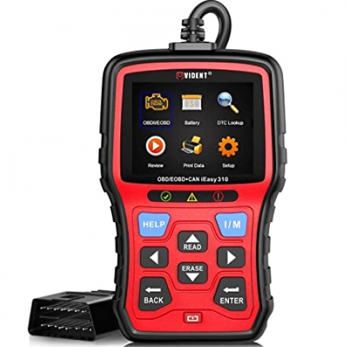 Vident iEasy310 OBD2 Car Live Data/Code Reader