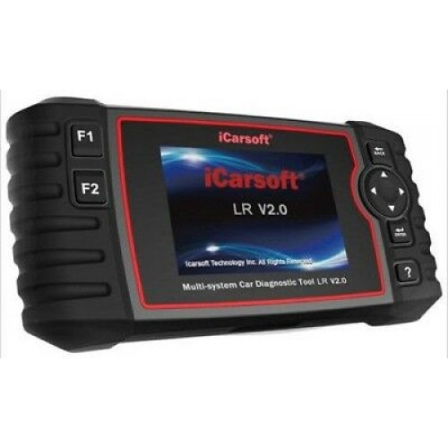 iCarsoft LR v2.0 Land Rover/Jaguar Diagnostic Scan Tool