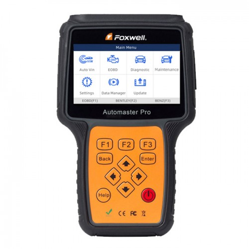 Foxwell NT680 Lite 4 Systems OBDI/OBDII Scan Tool