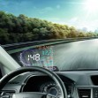 A8 OBD2 GPS Head Up Display Unit