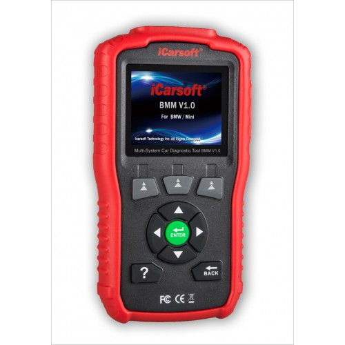 iCarsoft BMW/Mini Diagnostic Scan Tool