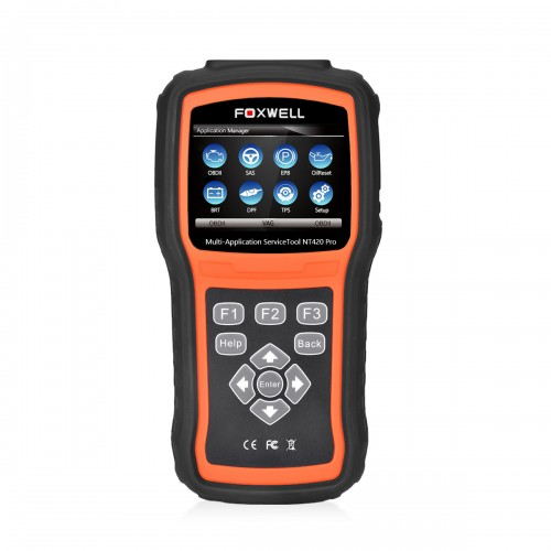 Foxwell NT420 Pro Multi Application Service Tool