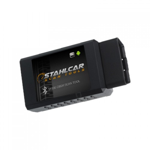 Stahlcar ST200 OBD2 Bluetooth Tool for Android/PC